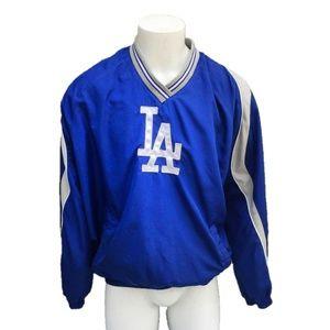 Other - LA Los Angeles Dodgers Pullover Windbreaker Jacket